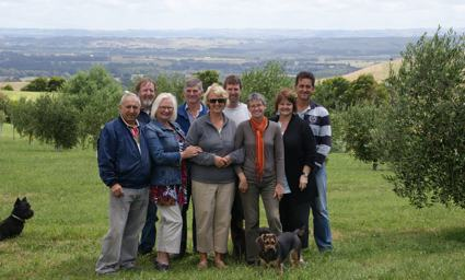 Southern Gippsland Olives Membership Group Photo